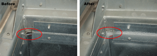 How Aeroseal Works: Before & After Sealing