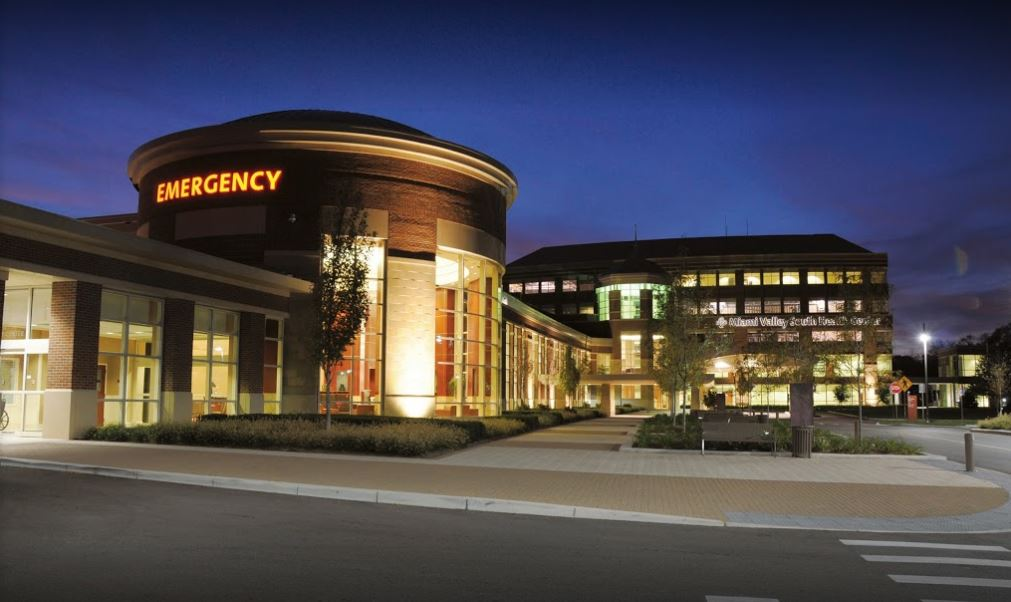 Miami Valley South Hospital Aeroseal Project