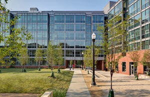 The Ohio State University William Hall Complex gets improved with Aeroseal.