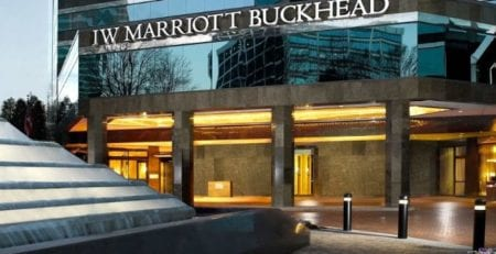 Marriot Atlanta project uses Aeroseal