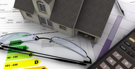 House saving electric bills