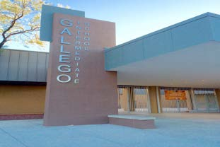 Gallego Middle School, Sunnyside School District, Tucson, AZ