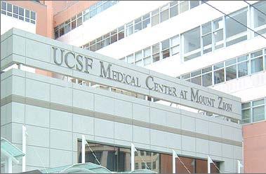 UCSF Hospital - California