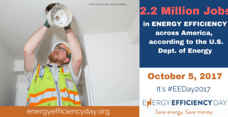 energy efficiency day graphic