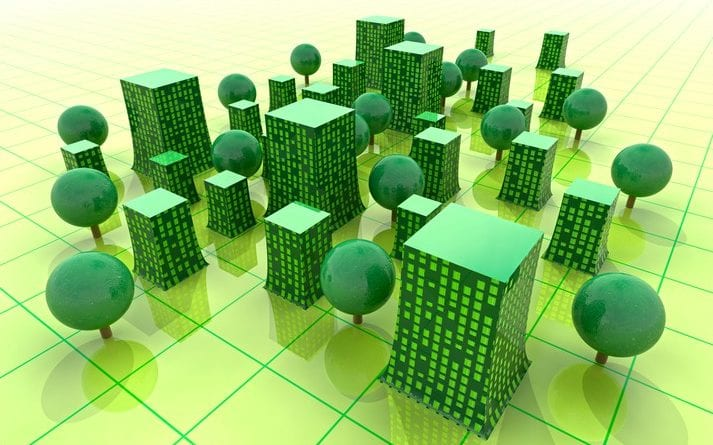 Green home building on the rise new study says aeroseal for Green building articles