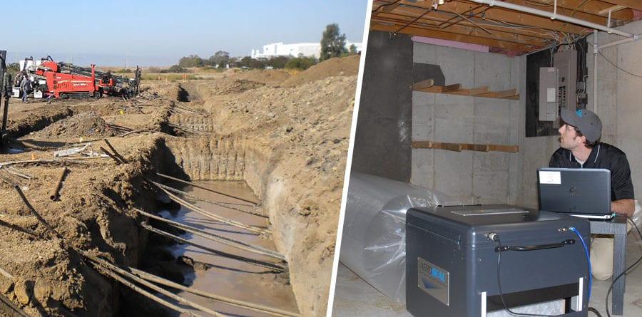 Geothermal - Aeroseal Duct Sealing Synergies