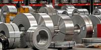 Steel coils illustration for tariffs article