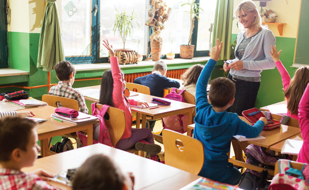 two ways to save energy in school