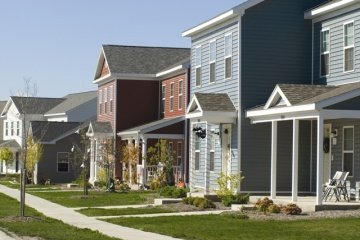 Fort Drum Mountain Community Homes: 3,600 Energy Star® Certified Homes.