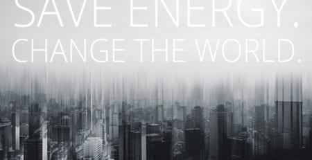 Save Energy, Change the World