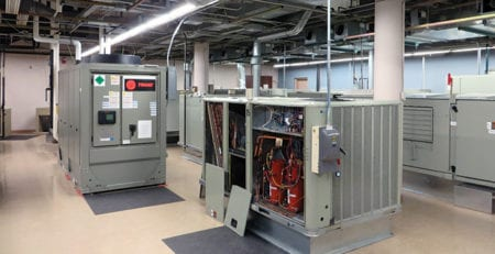 Commercial HVAC Equipment