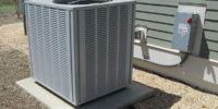 New HVAC equipment