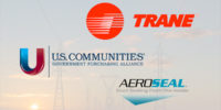 Trane + U.S. Communities + Aeroseal
