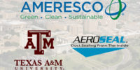 Ameresco, Texas A&M, Aeroseal