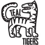 Teal Tigers Logo