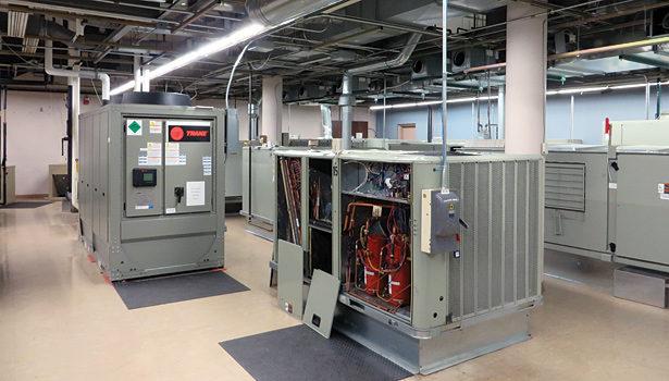 Commercial HVAC Maintenance 1